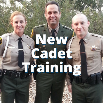 New Cadet Training