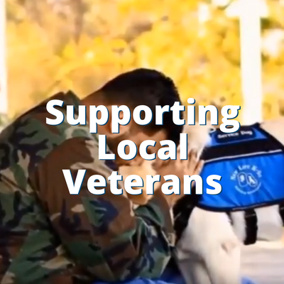 Supporting Local Veterans