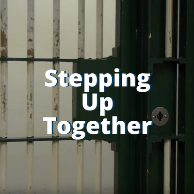 Stepping Up Together