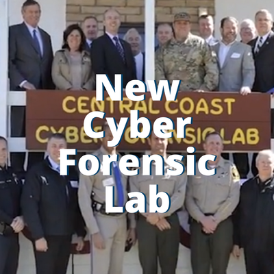 New Cyber Forensic Lab