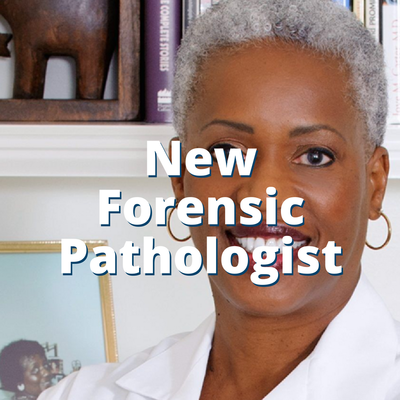 New Forensic Pathologist