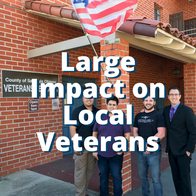 Large Impact on Local Vets