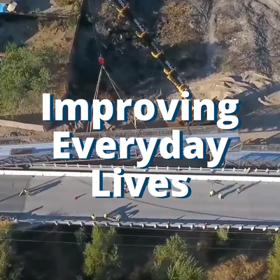 Improving Everyday Lives