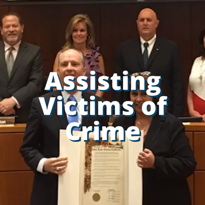 Assisting Victims of Crime